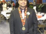 Sacchi Patel at 2011 MLK Dinner - Unsung Hero Award