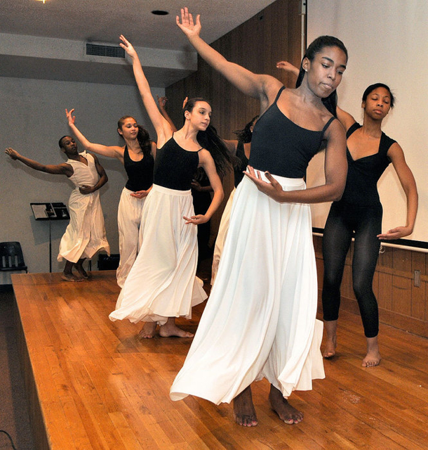 Post Standard Photo of the Day March 1, 2012 - Dance Theatre of Syracuse