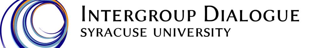Intergroup Dialogue Syracuse University logo
